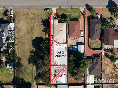 Lot 2/75 Thomas Street East Cannington, WA 6107