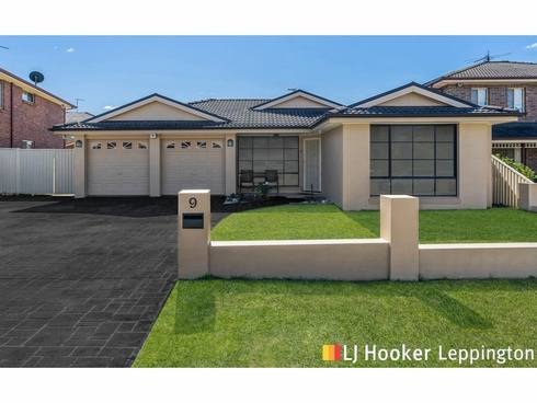 9 Wesley Place Horningsea Park, NSW 2171
