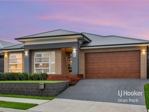 8 Holdsworth Street Oran Park, NSW 2570