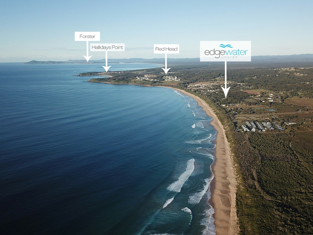 Lot Proposed Lot 7/310-314 Diamond Beach Road Diamond Beach, NSW 2430