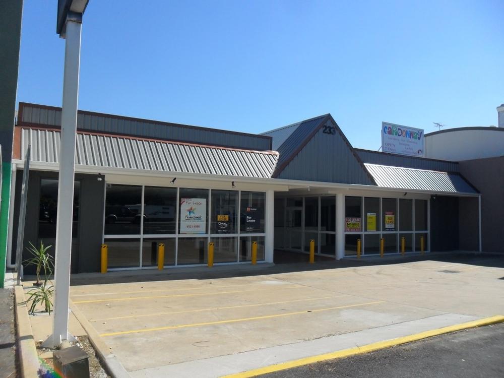 Shop 4/233 Musgrave Street Berserker, QLD 4701