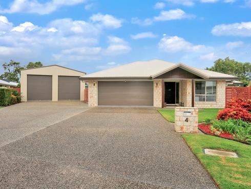 4 Masthead Drive Bargara, QLD 4670