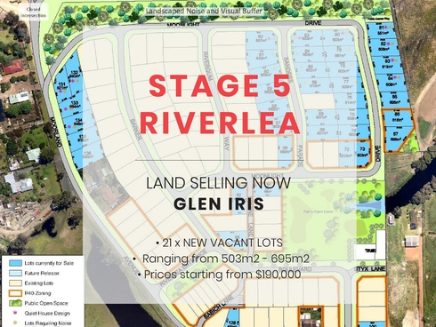 Proposed Lot 78 Moonlight Drive Glen Iris, WA 6230