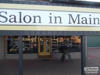 - Salon in Main Clermont , QLD, 4721