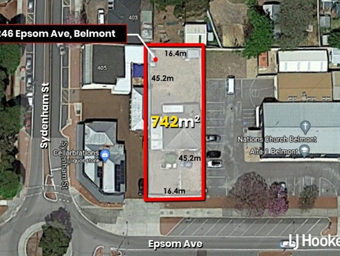 246 Epsom Avenue Belmont, WA 6104
