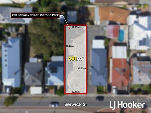 206 Berwick Street Victoria Park, WA 6100