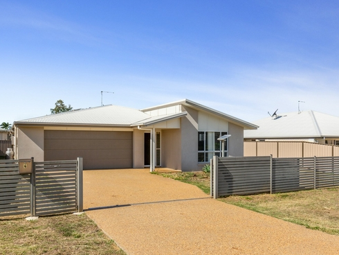 4 Irwin Street Gracemere, QLD 4702