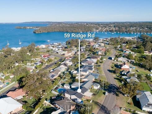 59 Ridge Road Kilaben Bay, NSW 2283