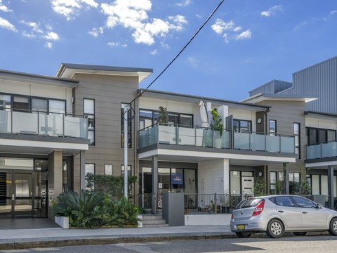 102/27 Throsby Street Wickham, NSW 2293