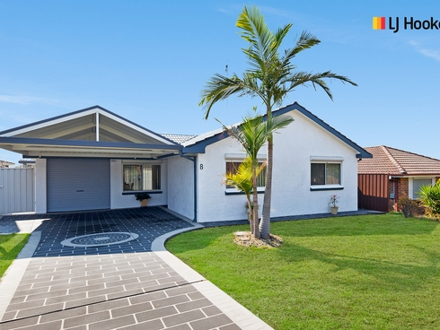 8 Kilcarn Place Wakeley, NSW 2176