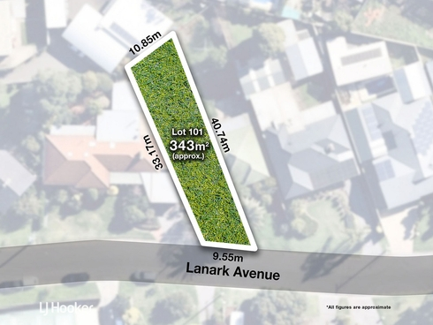 LOT 101, 3 Lanark Avenue Paradise, SA 5075