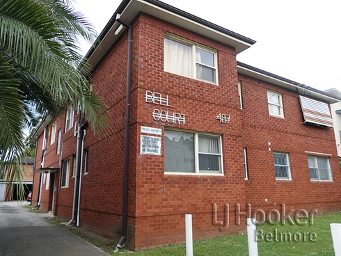 8/487 Burwood Road Belmore, NSW 2192