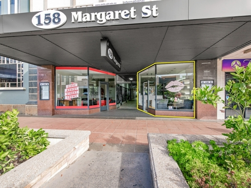 GF Suite 1/158 Margaret Street Toowoomba City, QLD 4350