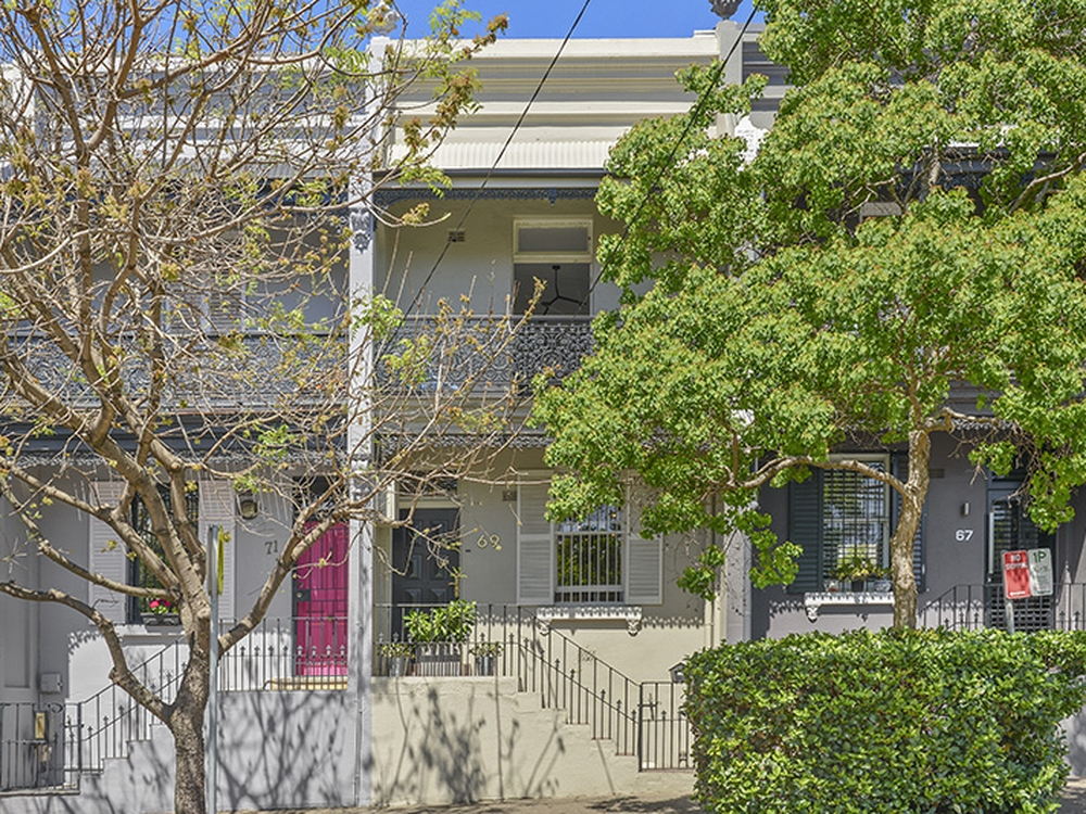 69 Glenmore Road Paddington, NSW 2021