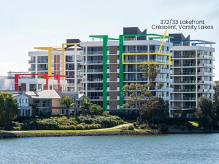 372/33 Lakefront Crescent Varsity Lakes , QLD, 4227