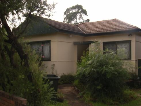 30 Taralga Street Guildford, NSW 2161