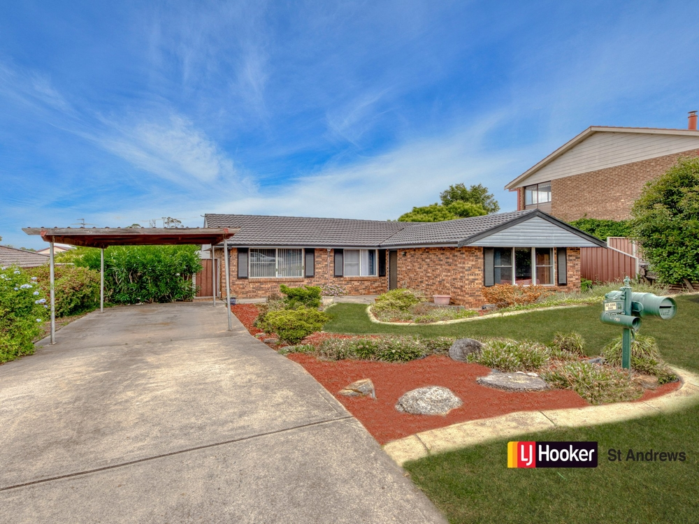4 Indaal place St Andrews, NSW 2566