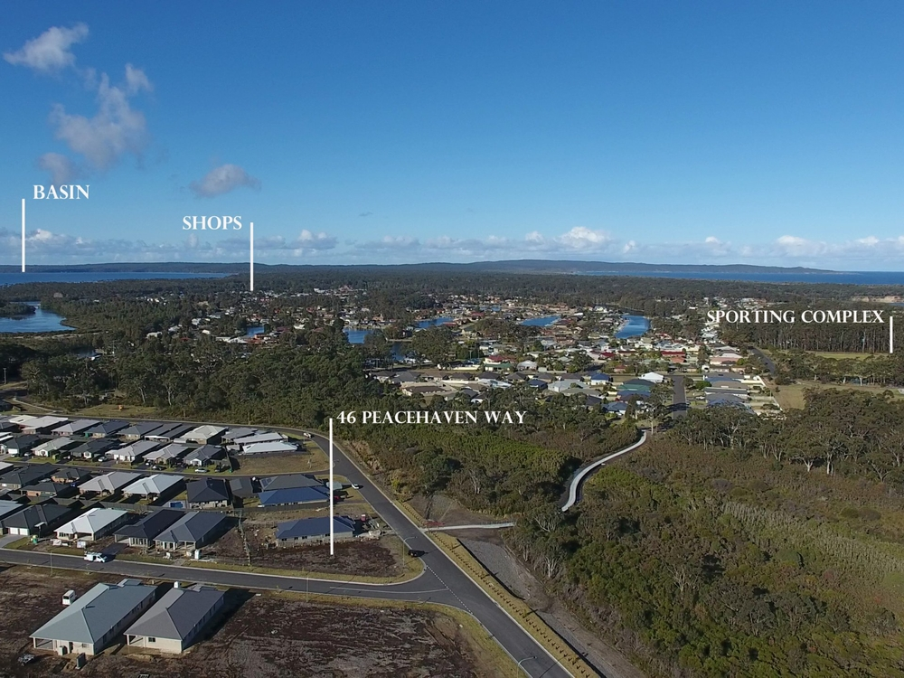 46 Peacehaven Way Sussex Inlet, NSW 2540