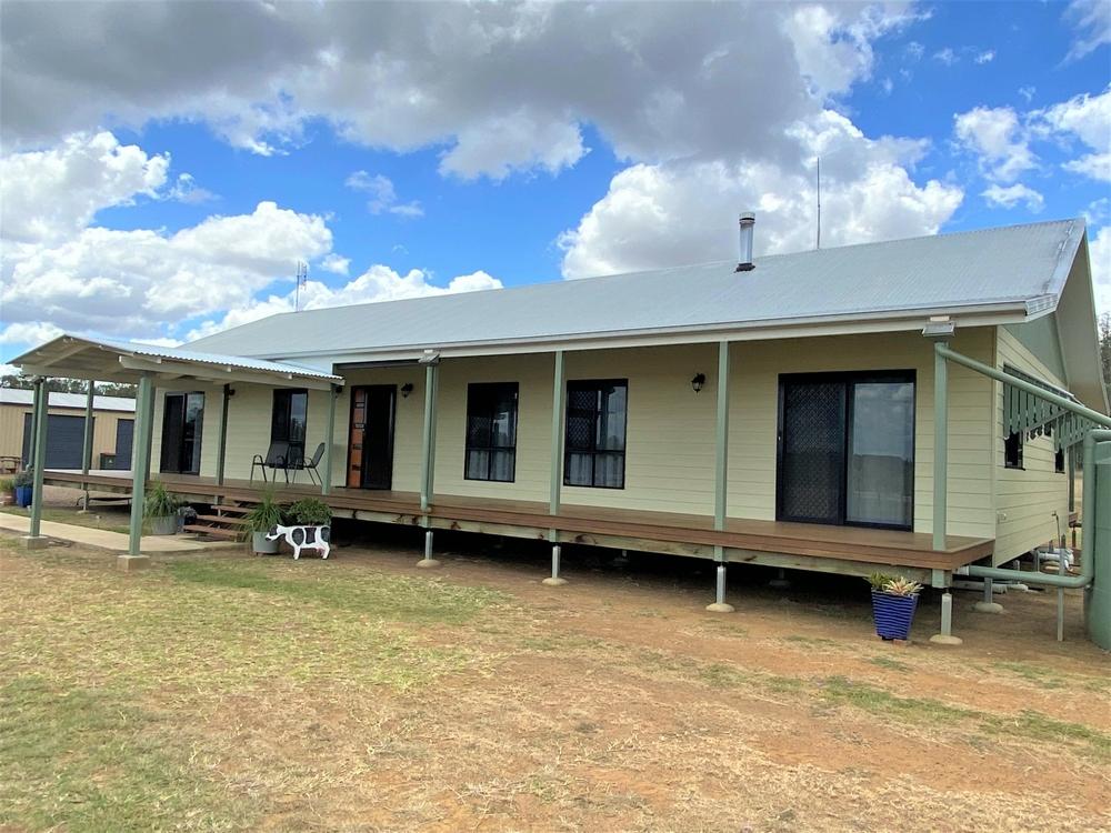 65 Deep Creek Road Kingaroy, QLD 4610