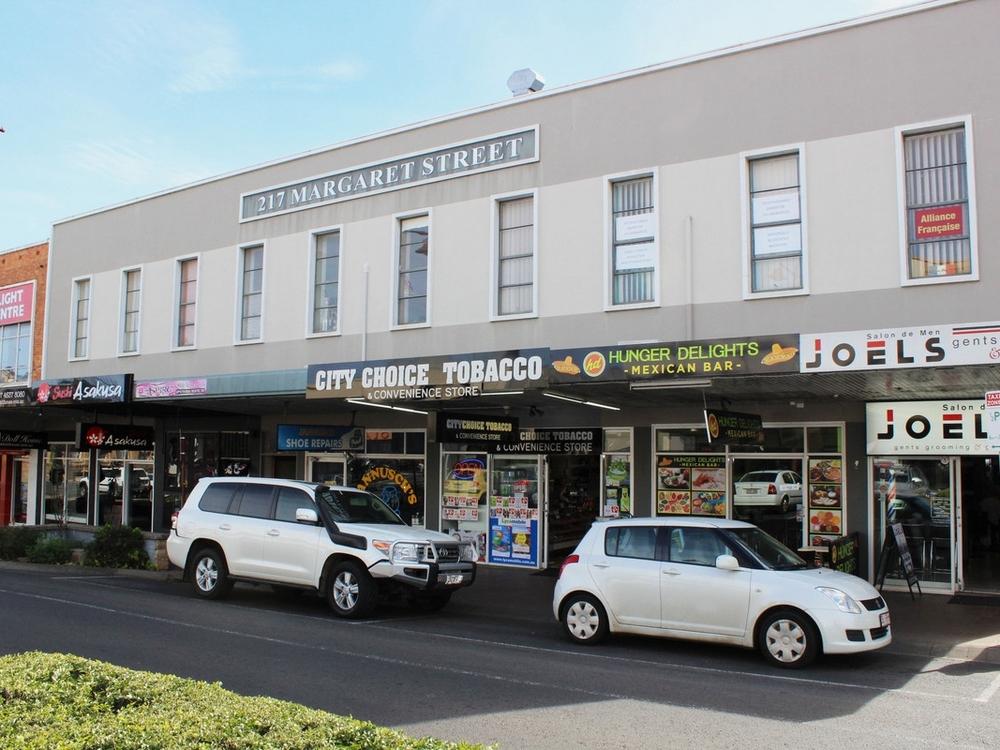 FF Suite 5/217 Margaret Street Toowoomba, QLD 4350