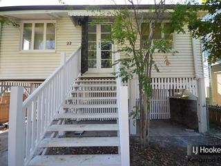 22 Geelong Street East Brisbane , QLD, 4169