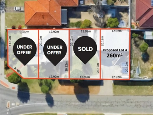 Lot 1/150 Washington Street Victoria Park, WA 6100