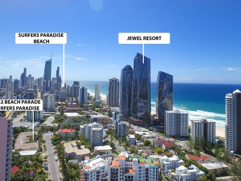 8/42 Beach Parade Surfers Paradise, QLD 4217
