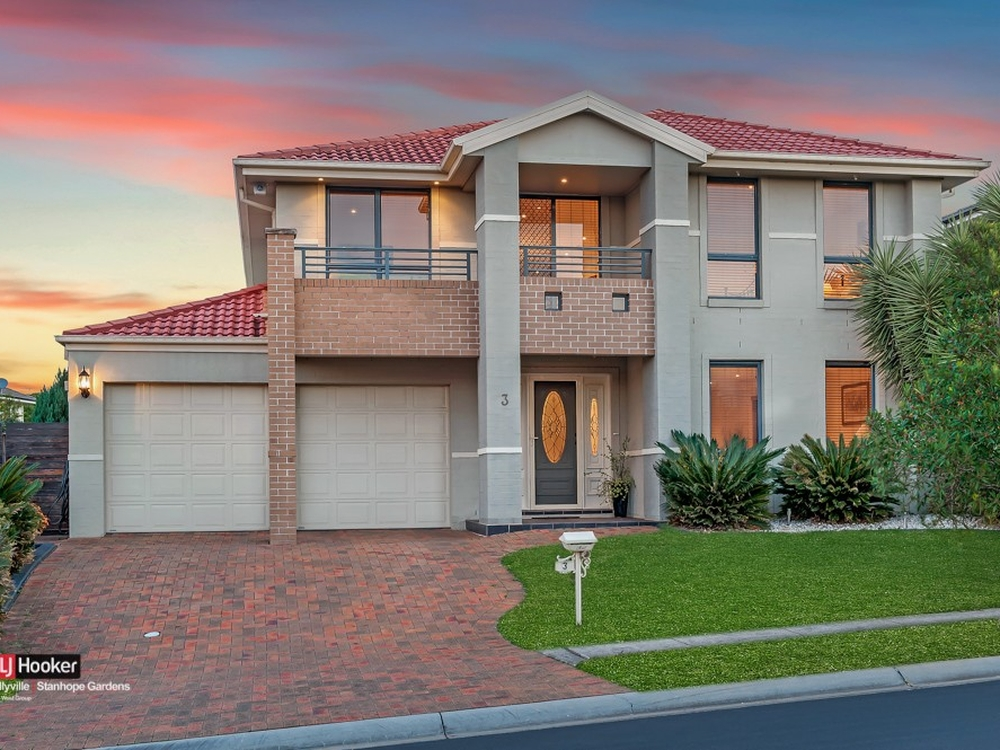 3 Fairway Street Parklea, NSW 2768